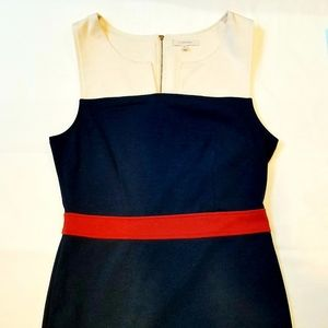 NWOT: 41 Hawthorn Colorblock Sheath Work Dress